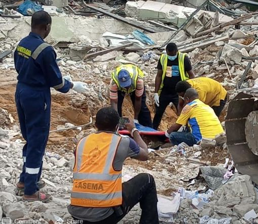 Pl Update! Death Toll From Abule Ado Explosion Rises To 21