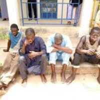 BREAKING NEWS: 4 HOMOSEXUALS ARRESTED FOR RAPE IN KATSINA