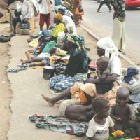 Beggars in Lagos urged to pick up a vocation, get skilled