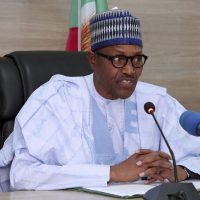 Nigerians  president –   address lock down issues