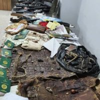 [NEWS] DSS AS FINALLY KNOW SUNDAY IGBOHO'S HOUSE SEE WHAT THEY RECOVER FROM HIM