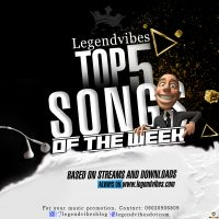 Top 5 Gospel Songs | Wk3, September 2020