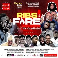 Ribs on Fire – with Oye d baba