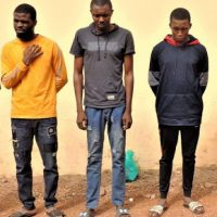 BURSTED! Yahoo Girl And Two Yahoo Boys Was Jail In Enugu