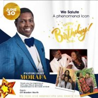 Legendvibes – Celebrate an Icon, a Father and a Teacher of the word of God