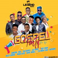 Latest Gospel – Party Mix Tape 2020