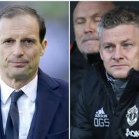 Allegri Ready To Replace Solskjaer As Man Utd Coach