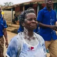 A call for celebration as 57-years-old woman finishes junior secondary school