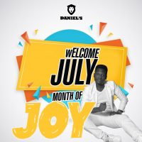Daniel's Graphics Wishing Happy new Month