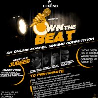 AUDITION!!! Are You An Upcoming Artiste? Ownthebeat – Challenge Is For You (Read Details)